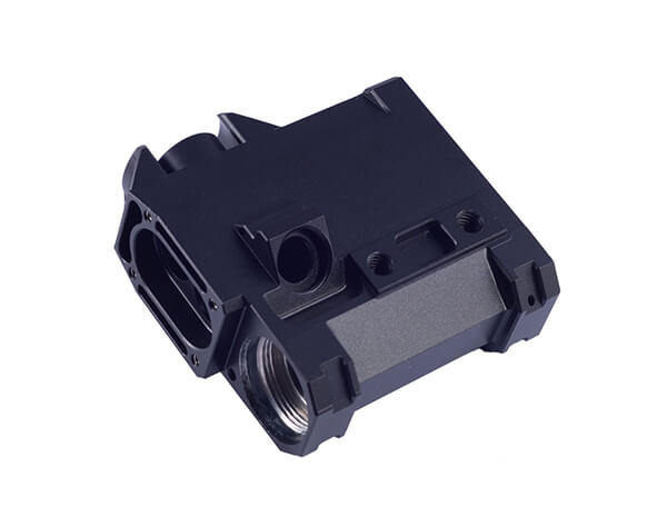 Precision Machined Camera Of Aviation Component